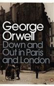 Polnische buch : Down and O... - George Orwell