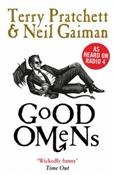 Good Omens... - Neil Gaiman, Terry Pratchett -  fremdsprachige bücher polnisch