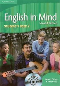 Obrazek English in Mind 2 Student's Book + DVD