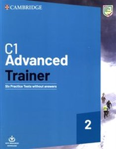 Obrazek C1 Advanced Trainer 2 Six Practice Tests without Answers with Audio Download