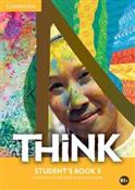 Think 3 St... - Herbert Puchta, Jeff Stranks, Peter Lewis-Jones -  polnische Bücher