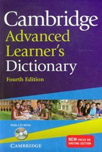 Bild von Advanced Learner's Dictionary with CD-ROM