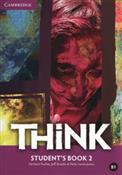 Think 2 St... - Herbert Puchta, Jeff Stranks, Peter Lewis-Jones - Ksiegarnia w niemczech