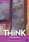 Think 2 Wo... - Herbert Puchta, Jeff Stranks, Peter Lewis-Jones -  Polnische Buchandlung