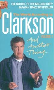 Obrazek The World According the Clarkson and Another Thing