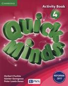 Quick mind... - Herbert Puchta, Gunter Gerngross, Peter Lewis-Jones -  Polnische Buchandlung