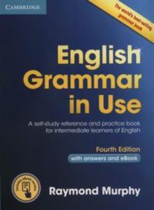 Obrazek English Grammar in Use  with answers and eBook