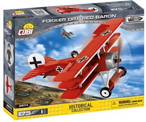 Obrazek Small Army Fokker Dr. I Red Baron