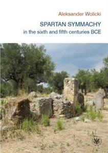 Bild von Spartan symmachy in the VI and V century BCE