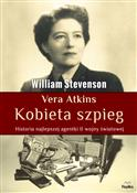 Książka : Vera Atkin... - William Stevenson