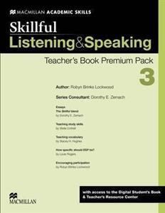 Bild von Skillful 3 Listening & Speaking TB + Digibook