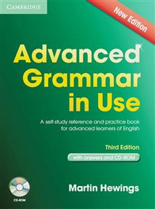 Obrazek Advanced Grammar in Use with Answers