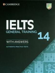 Obrazek IELTS 14 General Training Student's Book with Answers