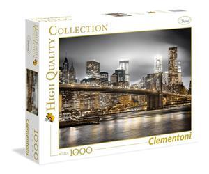 Obrazek Puzzle High Quality Collection New York skyline 1000