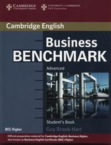 Bild von Business Benchmark Advanced Student's Book